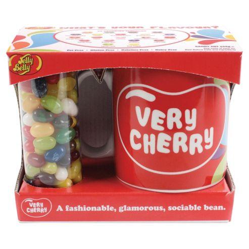 Jelly Belly Very Cherry Mug Set