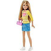 Barbie Sisters Fun Day Doll - Stacie