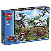 LEGO City Airport Cargo Heliplane 60021