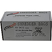 Safewrap Shredder Bag 150 Litre Pack of 50 RY0472