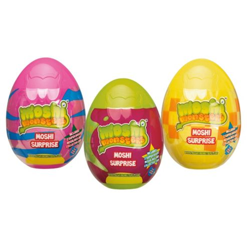 Moshi Monsters Moshling Egg Surprise