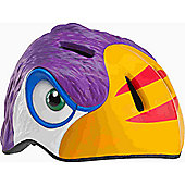 Crazy Stuff Childrens Helmet: Tucan L/XL.
