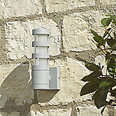 Endon Lighting Wall Lantern in Aluminium