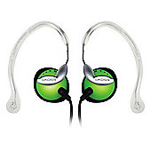 Koss KS168288 Sports Headphones - Green.