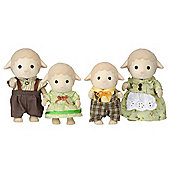 Dale Sheep Family Set - SYLVANIAN Families Figures 4128