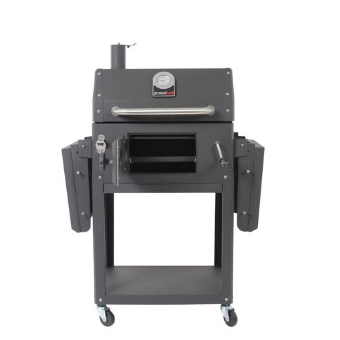 buy grand hall xenon charcoal barbecue from our charcoal bbqs range tesco. Black Bedroom Furniture Sets. Home Design Ideas