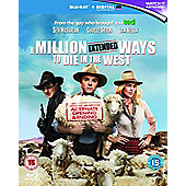 A Million Ways To Die In The West (Blu-ray)