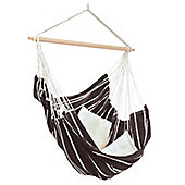 Amazonas Brasil Hanging Chair Hammock in Mocca