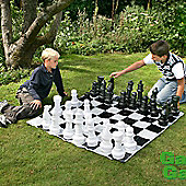 Standard Chess Set with Board
