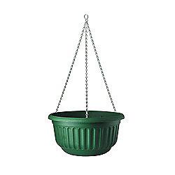 Stewarts Corinthian Hanging Basket 31.5cm Green