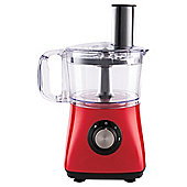 Tesco UFPR12 Red Food Processor