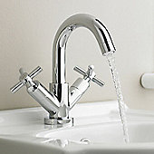 Premier Series 1 Mono Basin Mixer with Swivel Spout & Pop-up Waste