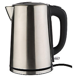 Tesco Stainless Steel Jug Kettle - Brushed Stainless Steel