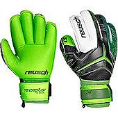 Reusch Re:Ceptor S1 Special Junior Goalkeeper Gloves - Blue