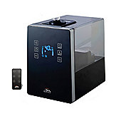 Heaven Fresh HF710 Digital Ultrasonic Cool & Warm Mist Humidifier with Aroma Function - Black