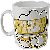 Paladone I am the Daddy Large Mug