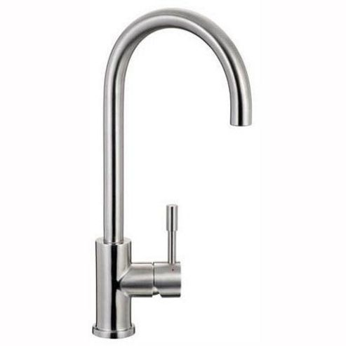 Franke Sinks Ireland : Buy Franke Eos Single Lever Kitchen Sink Mixer Tap with Swan Neck ...