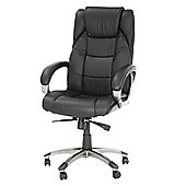 Alphason High-Back Executive Chair - Black