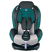 KIDDU CC Voyage Car Seat Group 1, Racing Green