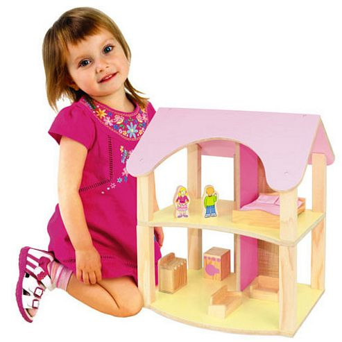 Butterfly Doll's House
