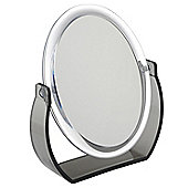 FMB 7x Magnification Stand Mirror - Smoke