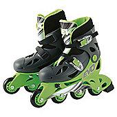 Evo Inline Skates, Green