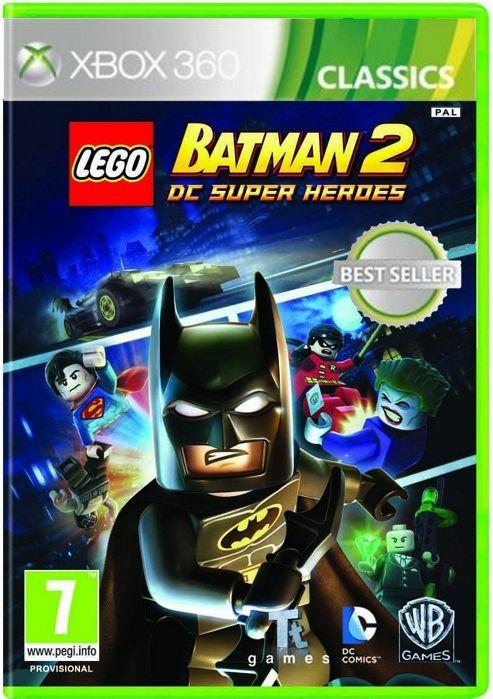 Игра Лего Бетман1