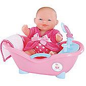 Cup Cake Mini Baby Bathtime Doll