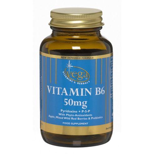 Vitamin B6 + P-5-P 50mg