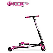 Yvolution Y Fliker A3 Air Kids' Scooter, Pink