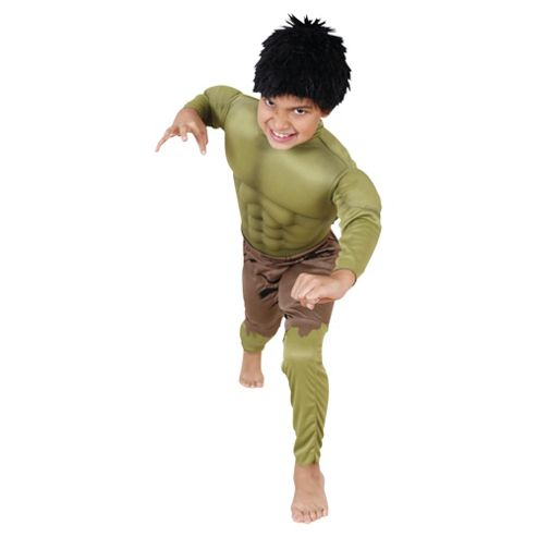 Hulk Premium - Child Costume 3-4 years