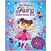 Igloo My Magical Fairy Sticker Mosaic Book