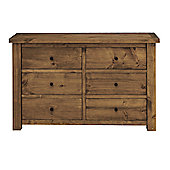 Wilkinson Furniture Georgia 6 Drawer Chest