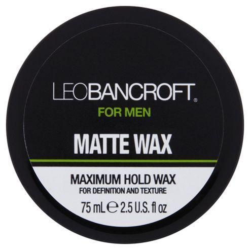 Leo Bancroft Matte Wax