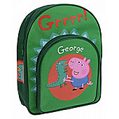 Peppa Pig 'George Dino' Backpack
