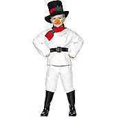 Snowman - Child Costume 9-10 years