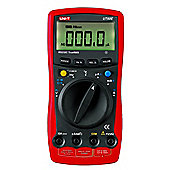 Ut60E True Rms Autoranging Digital Multimeter Rs232 PC