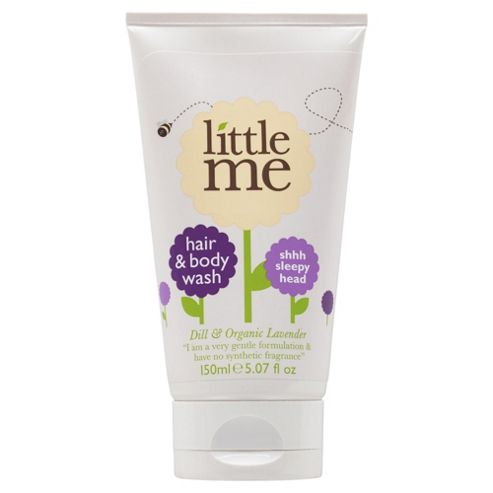 Little Me Sleepy Head Hair& Bdy Wash 150Ml
