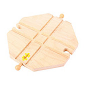 Bigjigs Rail BJT105 Crossing Plate