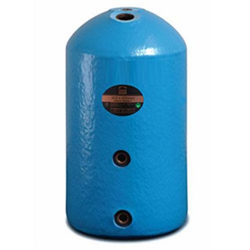 Telford Standard Vented INDIRECT Copper Hot Water Cylinder 1200mm x 375mm 118 LITRES