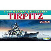 Dragon - German Battleship Tirpitz - Scale 1:700 7081