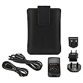 "Garmin Travel Kit with 4.3"" Magnetic Carry Case"