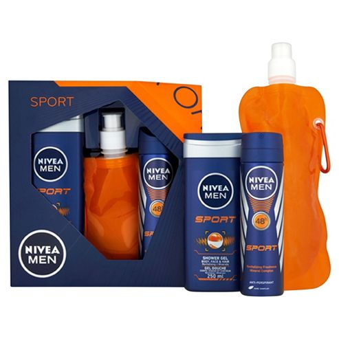 Nivea For Men Sport Gift Pack