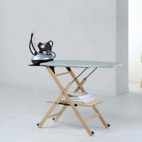 Foppapedretti Assai Folding Ironing Board - Natural