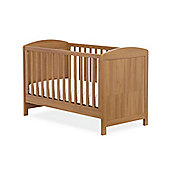 Mothercare Padstow Cot Bed- Oak
