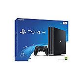PS4 Pro 1TB 4K console (Black)