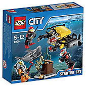 LEGO City Deep Sea Starter Set 60091