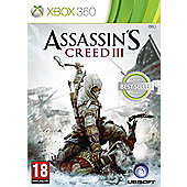 Assassins Creed 3 Classics (Xbox 360)