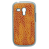 Tortoise™ Look Hard Case Samsung Galaxy SIII Mini Croc Orange