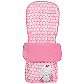 Tiny Tatty Teddy Footmuff 2014 (Pink)